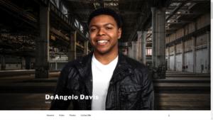 DeAngelo Davis - Actor