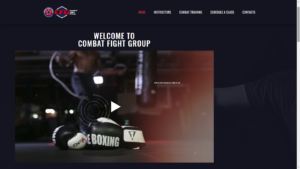 Combat Fight Group Website